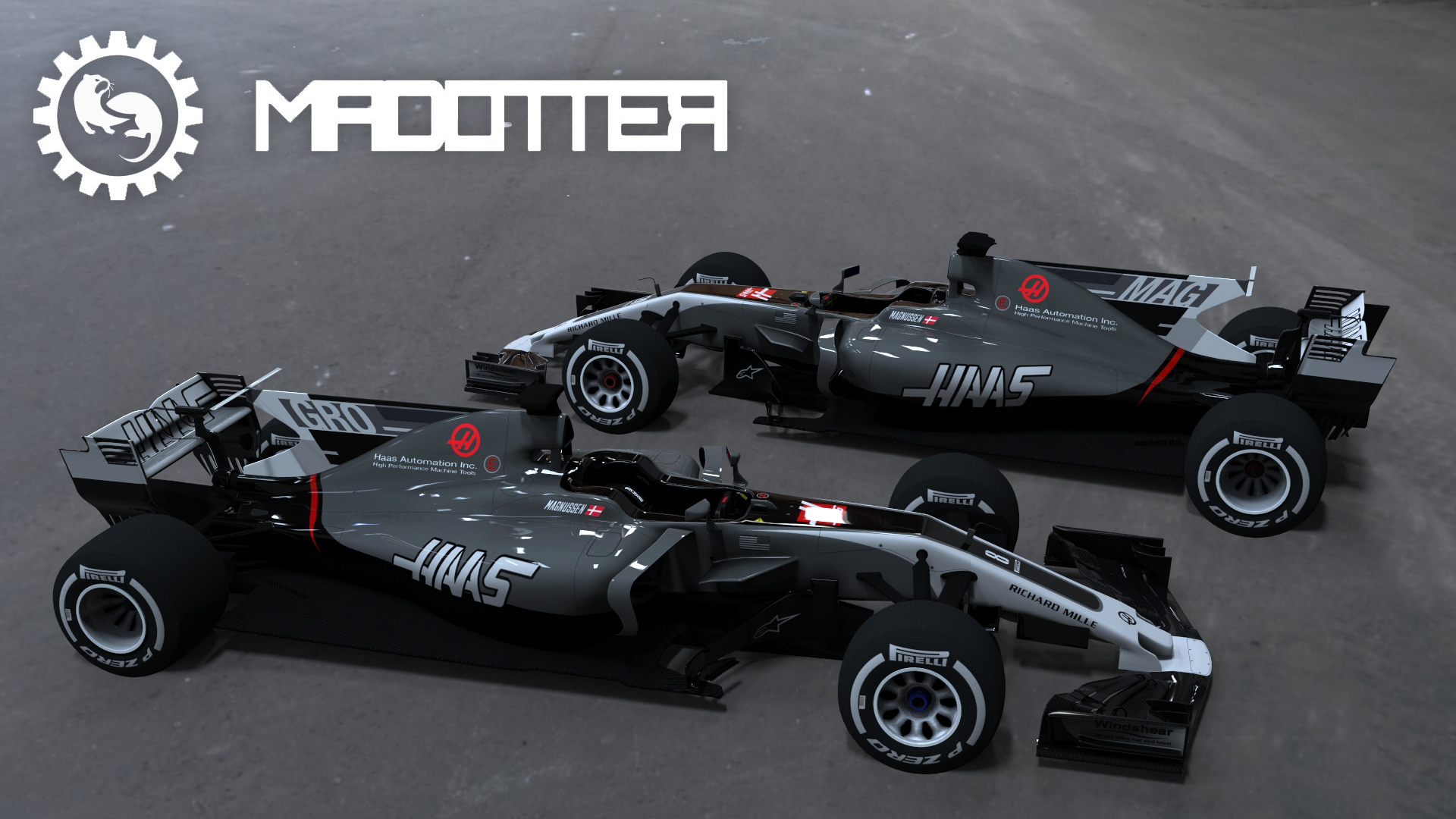 Haas VF17 2 cars.jpg