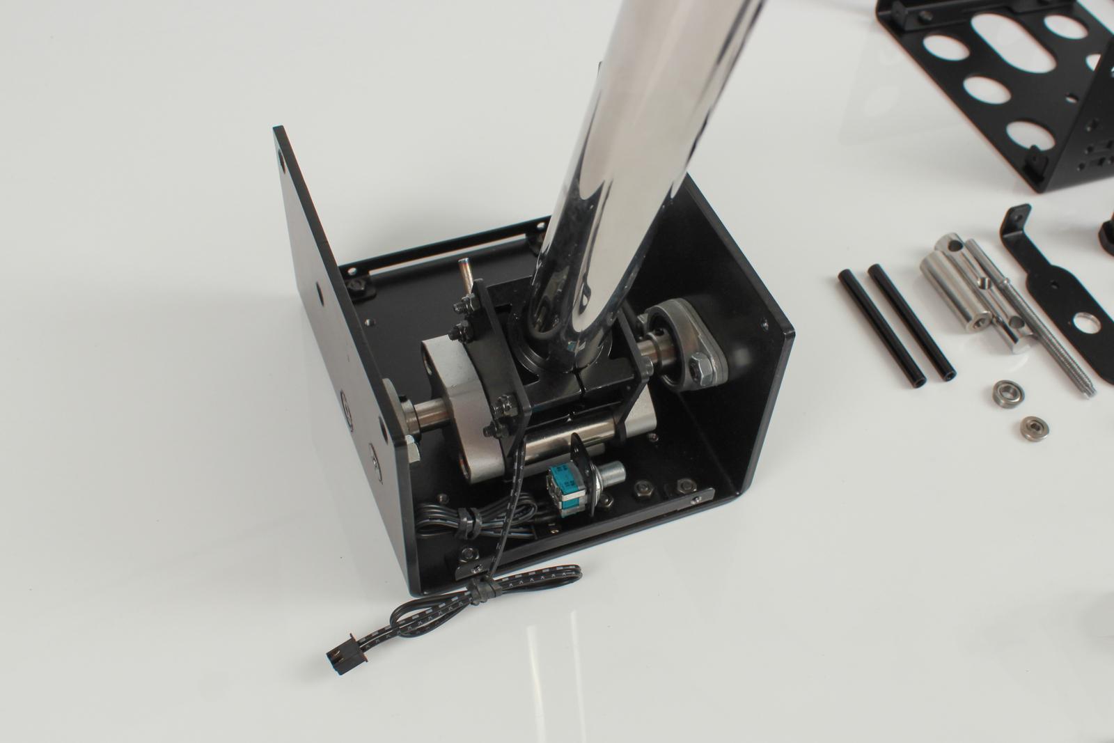 Custom Sim Racing Handbrake for PS3/PS4/PC | RaceDepartment - Latest