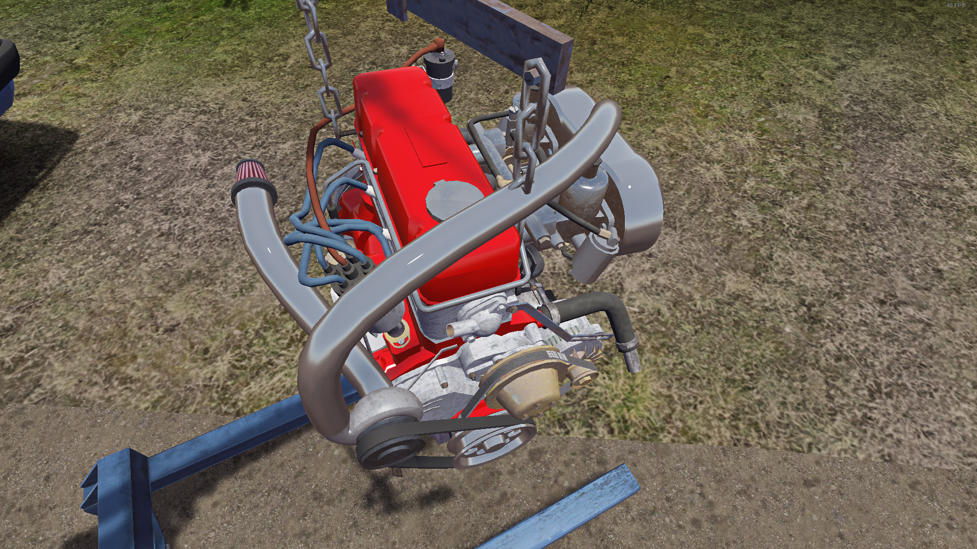 Supercharger For Satsuma Racedepartment