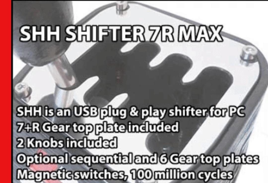 SHH Shifter | RaceDepartment - Latest Formula 1, Motorsport