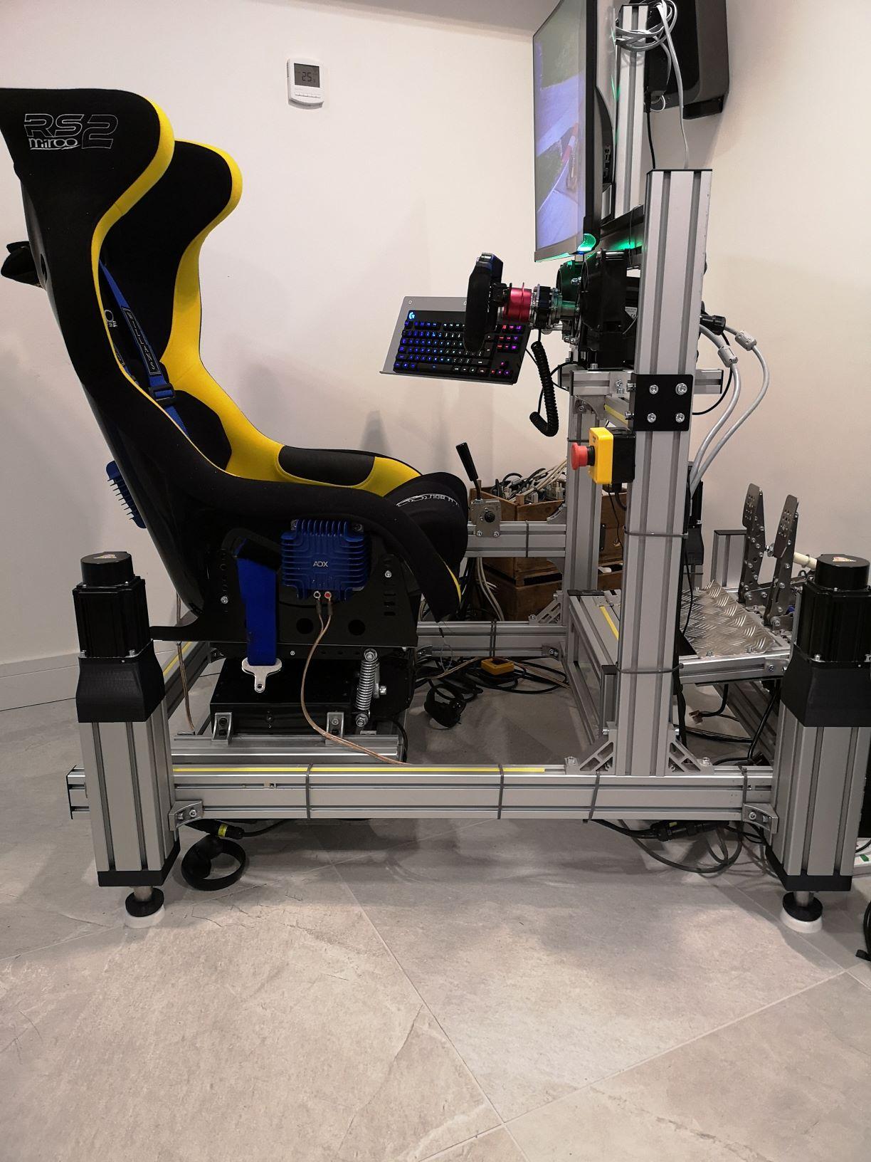 The SimFeedback-AC DIY Motion Simulator thread   Page 46