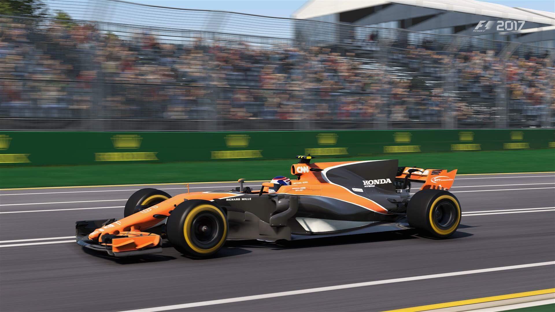 F1 2017 graphics settings PC | RaceDepartment