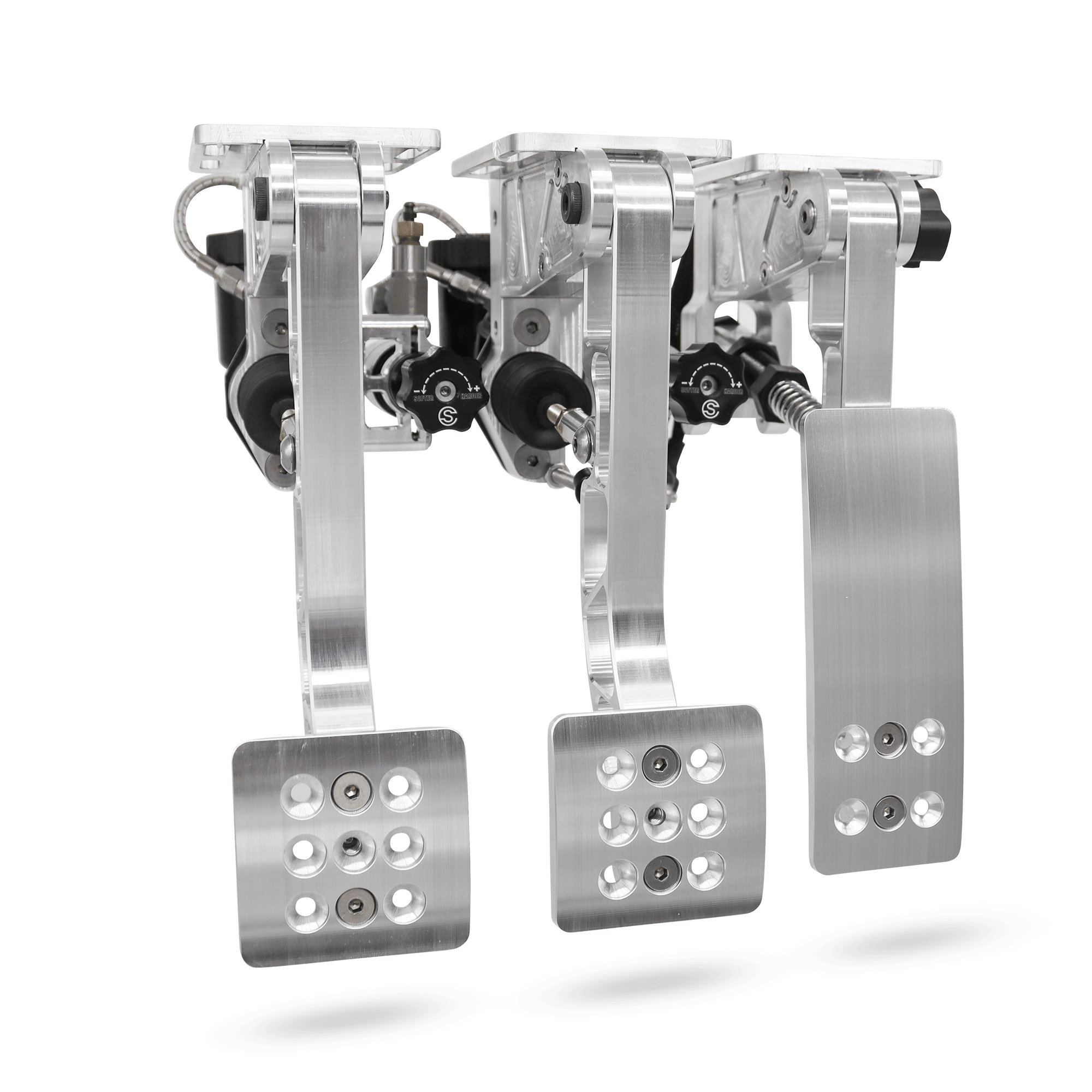 P1-3 Pro Inverted Pedals by Sim Coaches