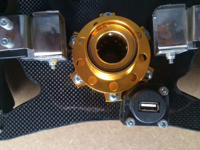 Sell - Red Bull RBR9 PC Steering wheel Thrustmaster T500