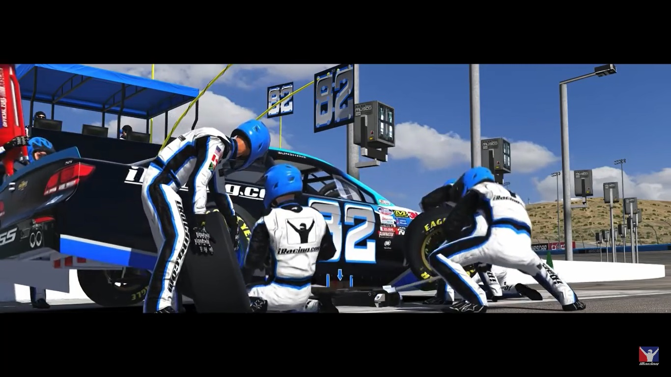 iRacing Animated Pit Crews to Release December 5th | RaceDepartment
