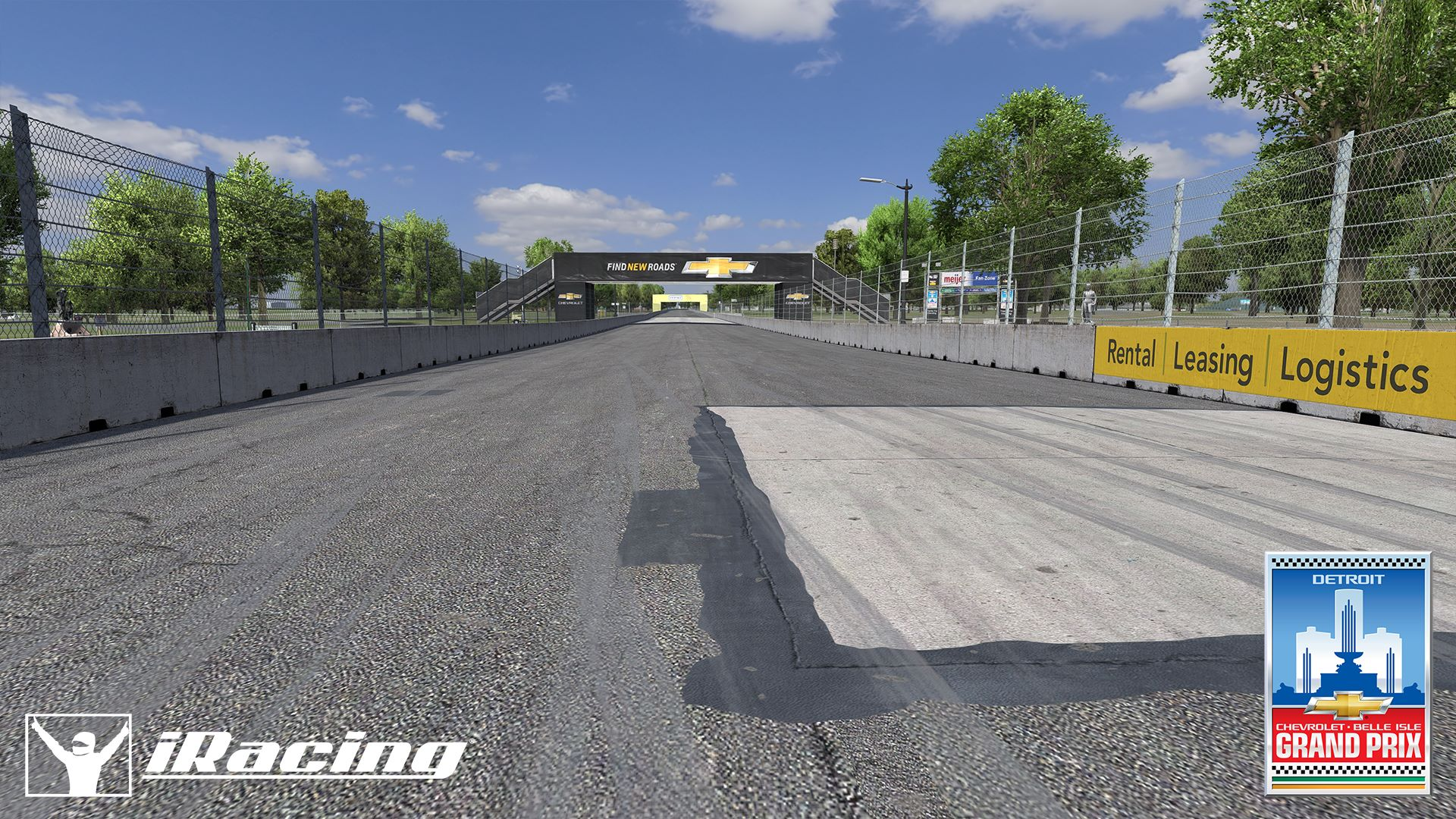 Minor Update Released and New Track Announced for iRacing