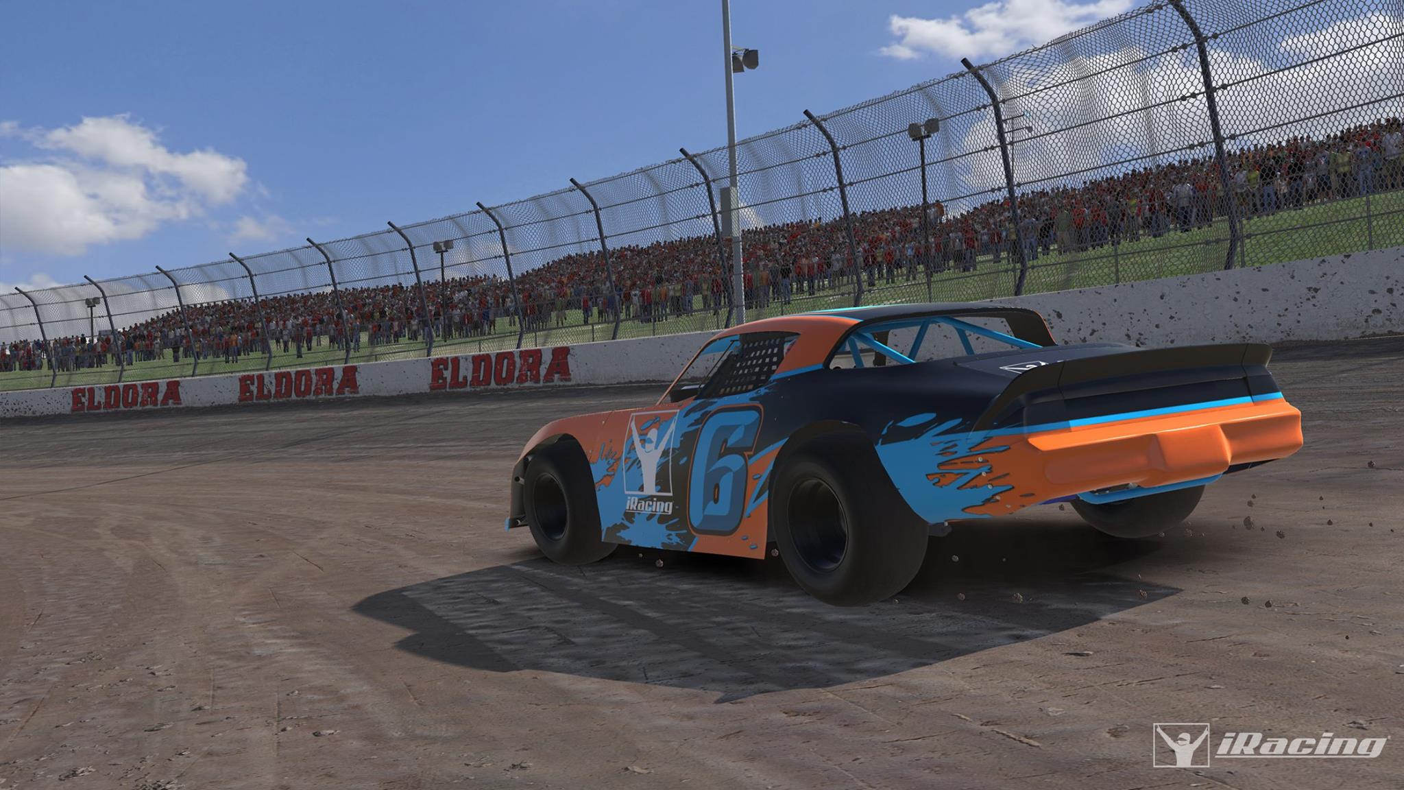 New iRacing Dirt Late Model, Sprint and Street Car Previews