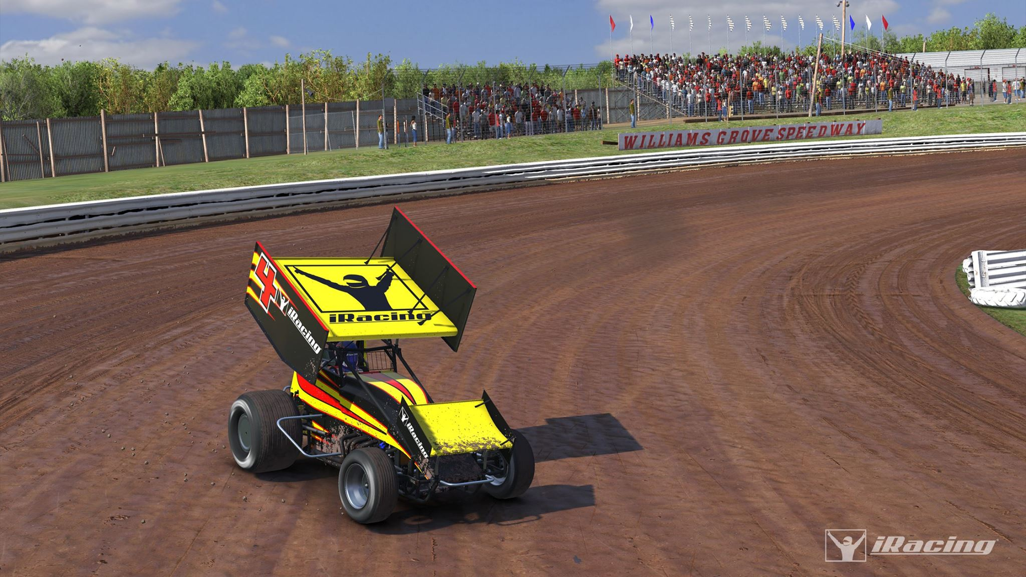 new iracing dirt trailer update due march 29th racedepartment. Black Bedroom Furniture Sets. Home Design Ideas