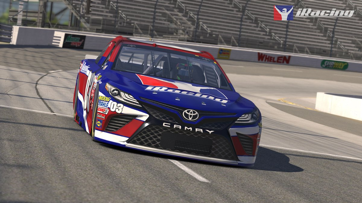 Iracing Build Update Dirt And New 2018 Nascar Camry