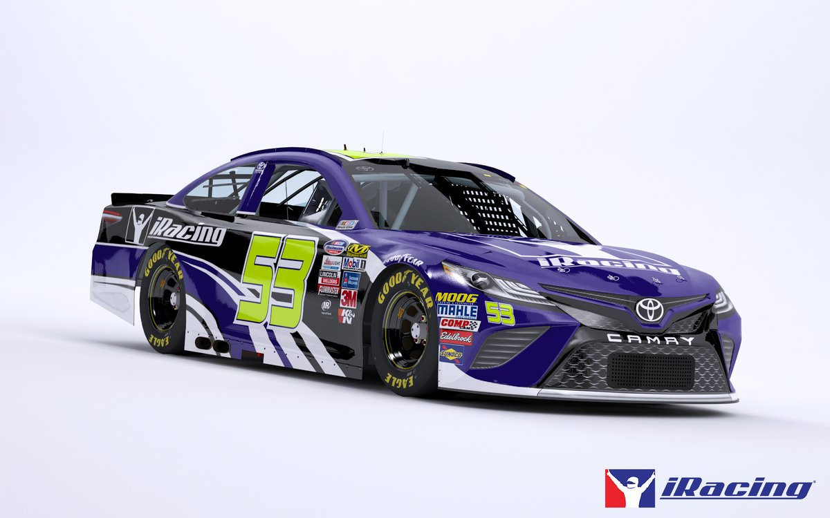 2018 ford nascar. perfect 2018 iracing nascar toyota camry 2018jpg with 2018 ford nascar
