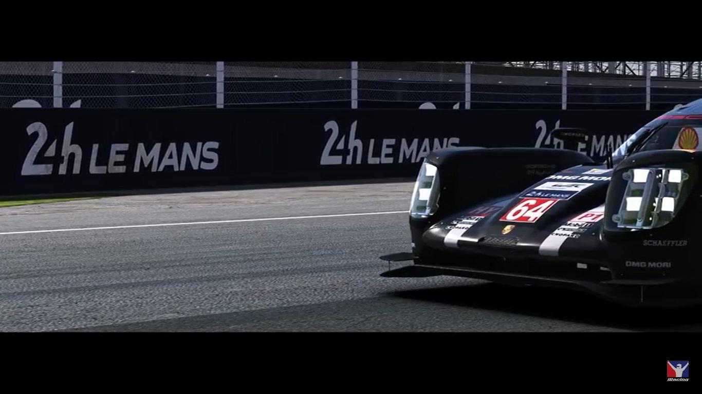 The iRacing Porsche 919 LMP1 Hybrid: Preview Video | RaceDepartment