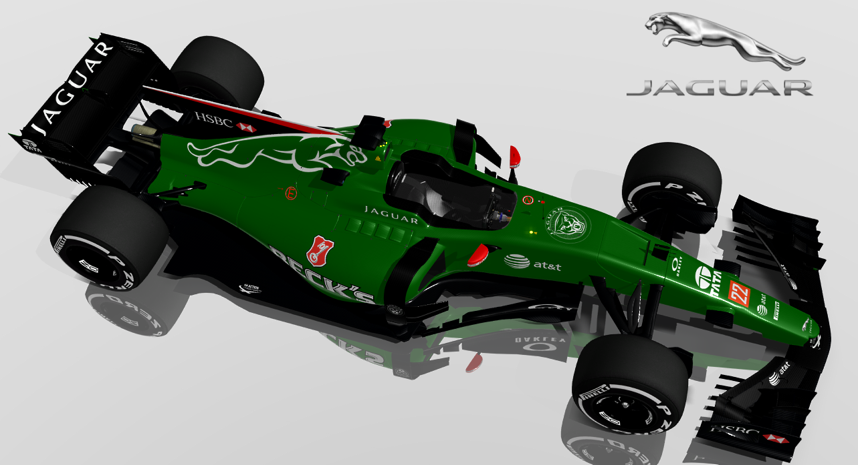 Jaguar F1 Team Png
