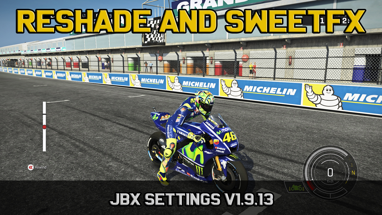 JBX Settings - Reshade and SweetFX | RaceDepartment - Latest Formula