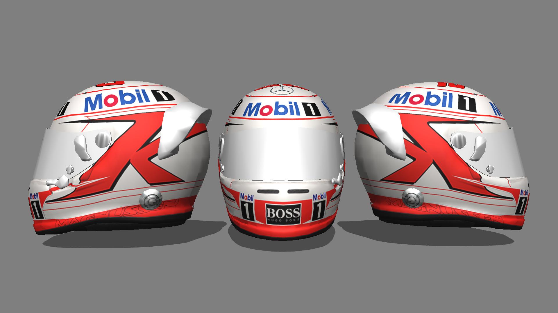 Kevin Magnussen Austin GP 2014 Helmet.jpg