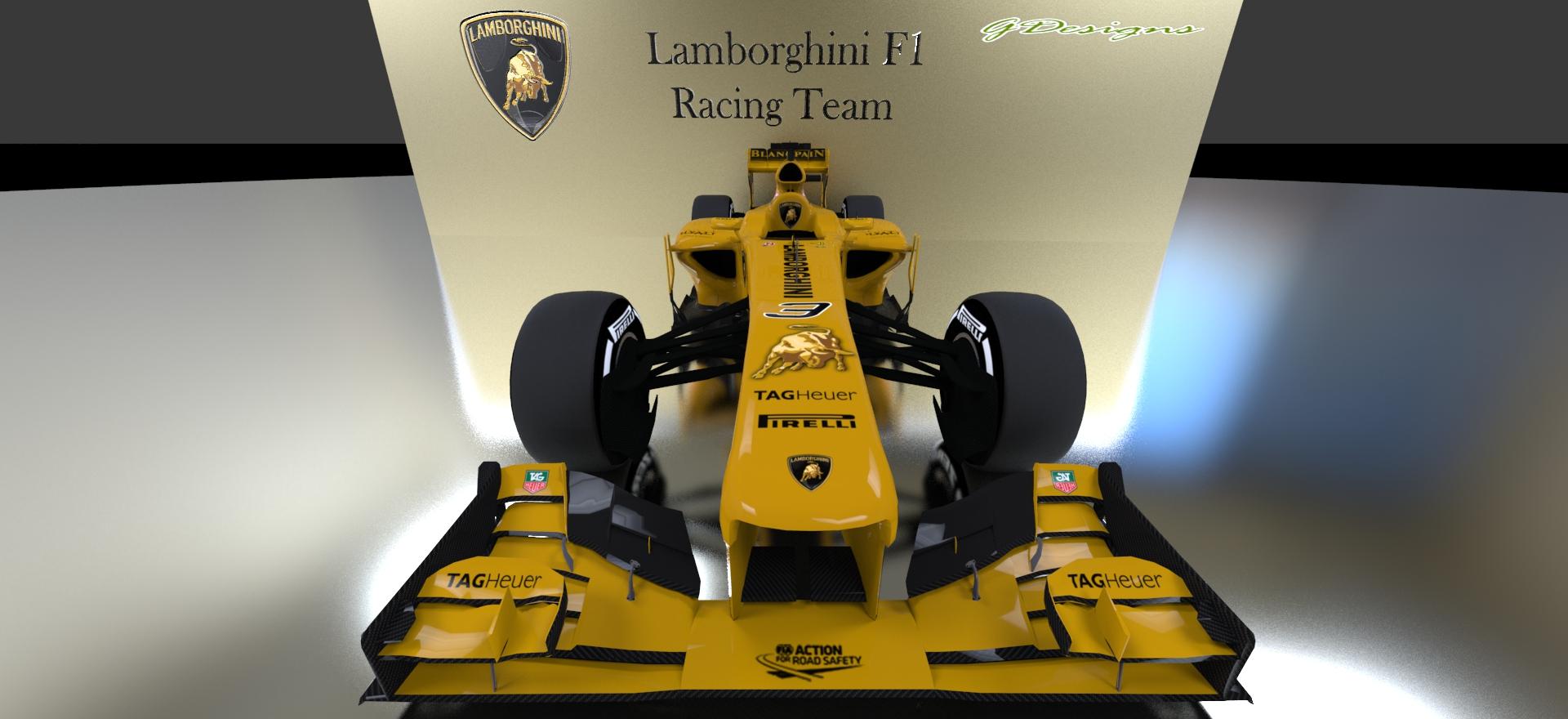 Lamborghini F1 Dhd Racedepartment Latest Formula 1 Motorsport