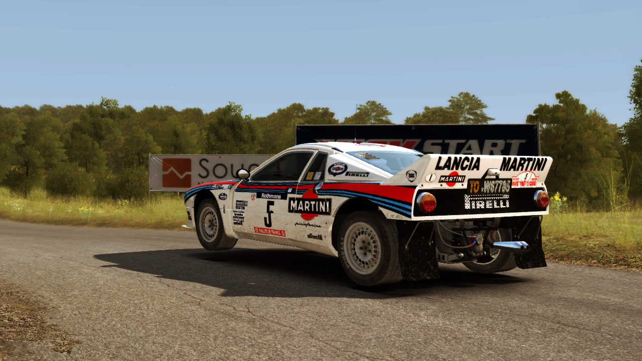 Lancia 037 Evo2 1984 1985 4k Racedepartment