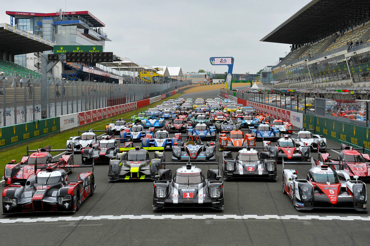 60 Cars Confirmed for Next Month\'s Le Mans 24 Hour Race ...