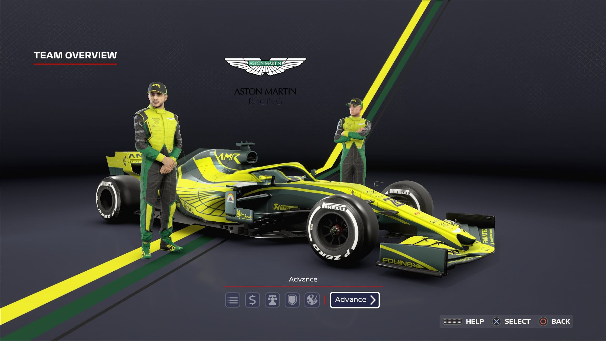 Aston Martin Racing My Team Fantasy Livery Racedepartment