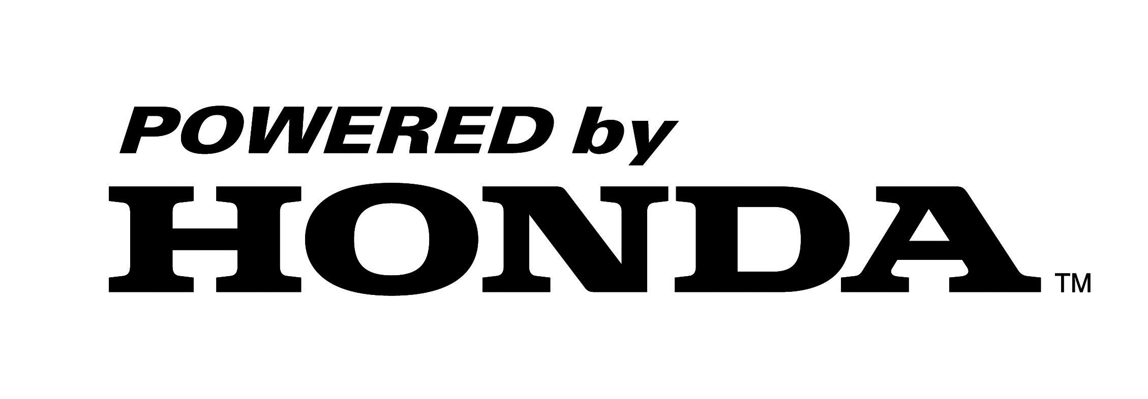 Logo Powered By Honda 2006