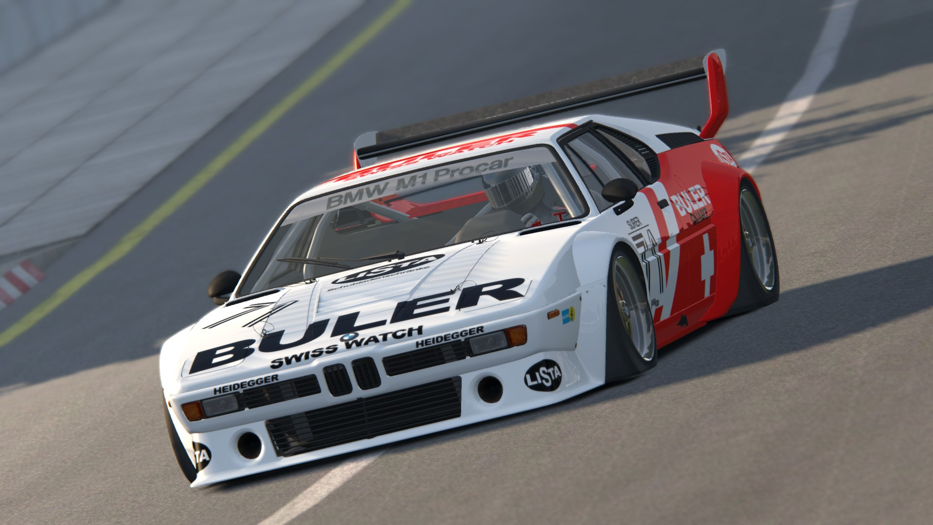 bmw m1 procar serie 1979 buler swiss watch racedepartment. Black Bedroom Furniture Sets. Home Design Ideas