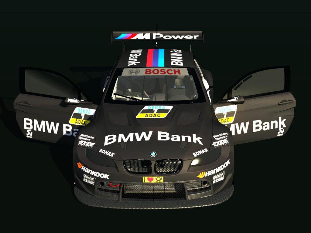 BMW Bank BMW M3 GT2 DTM - Updates
