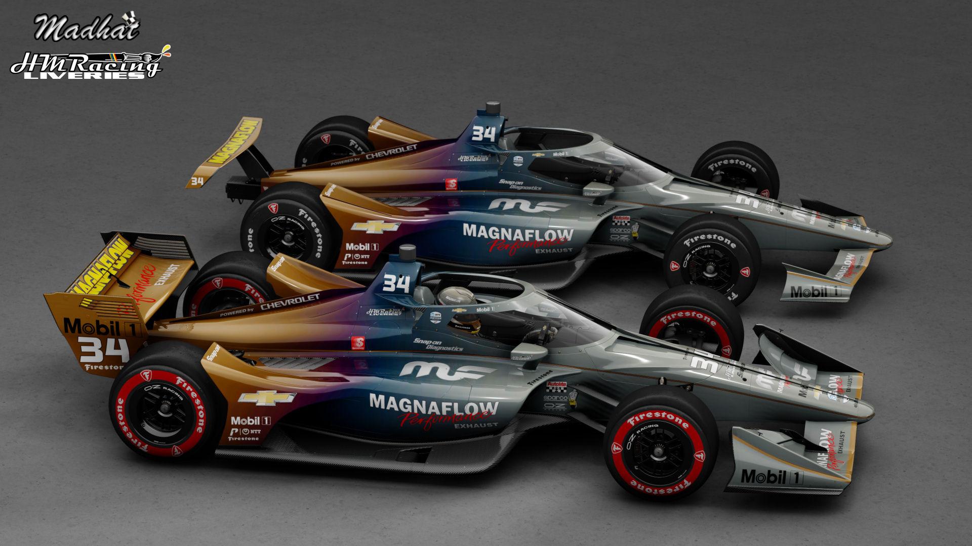 MAGNAFLOW 34 IndyCar Madhat HMRacing Liveries 03.jpg
