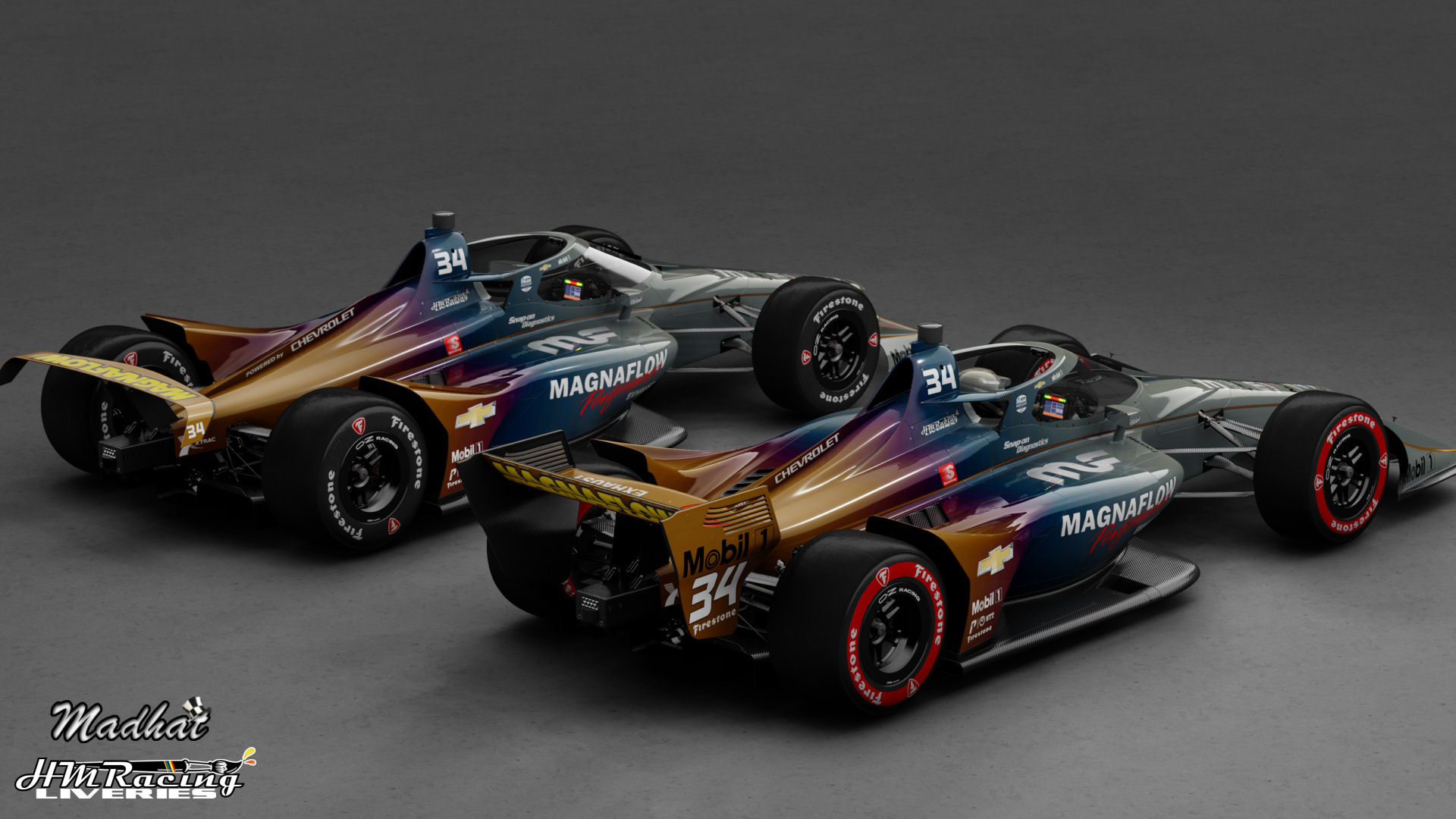 MAGNAFLOW 34 IndyCar Madhat HMRacing Liveries 04.jpg