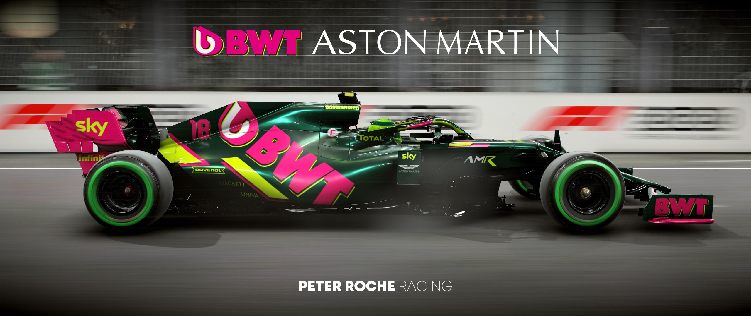2021 Bwt Aston Martin Full Team Fantasy Package Racedepartment