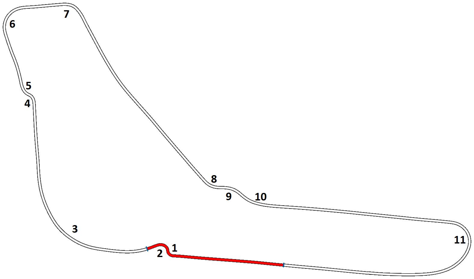 Round 3 Monza RaceDepartment