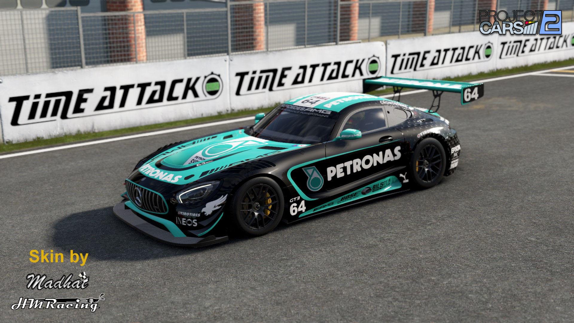 Mercedes AMG GT3 Petronas black 01.jpg