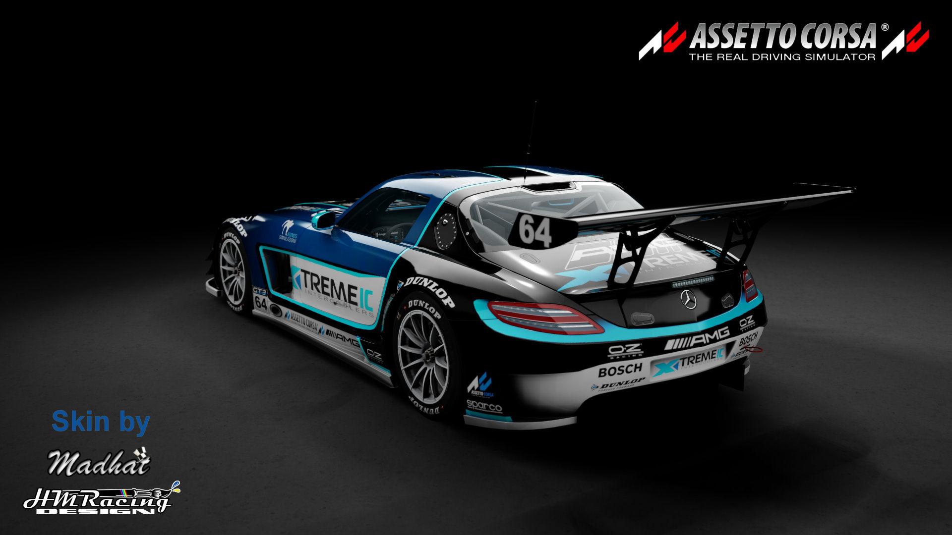 Mercedes SLS GT3 Xtremeic blue fade 04.jpg