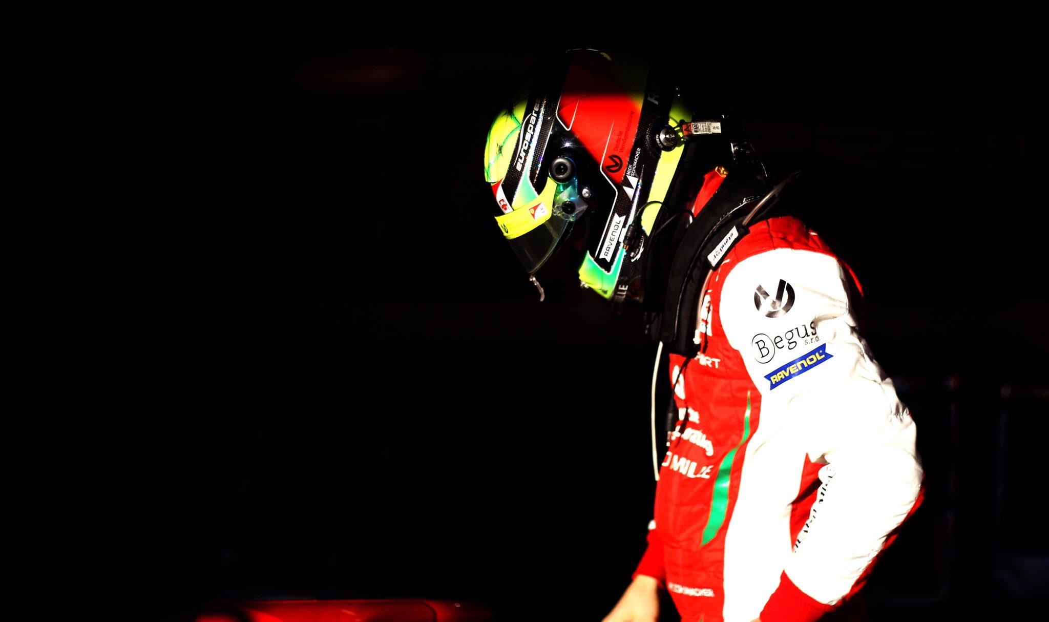 Mick Schumacher Ferrari and Alfa Test.jpg