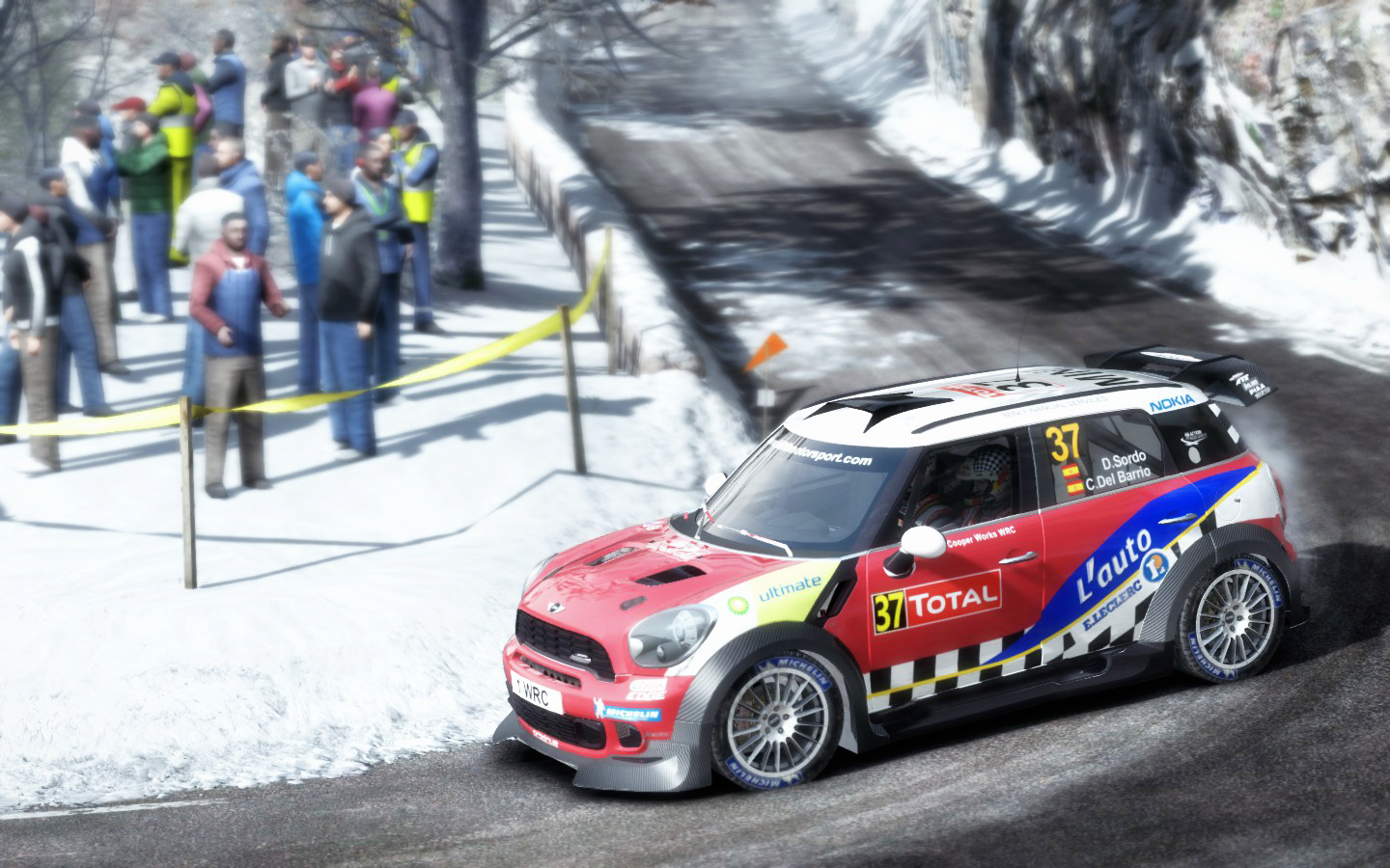 What Is A Livery Vehicle >> MINI WRC Monte-Carlo 2012 D.Sordo | RaceDepartment