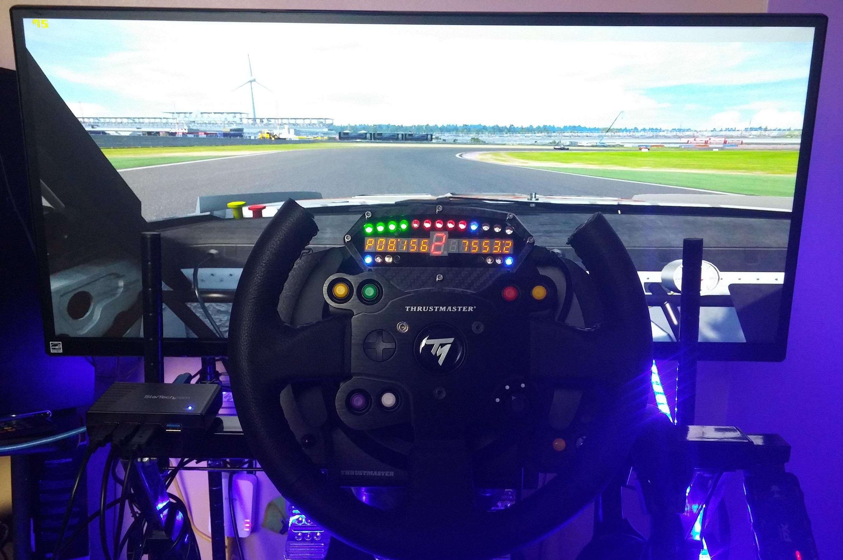 21:9 monitors for racing | RaceDepartment - Latest Formula 1