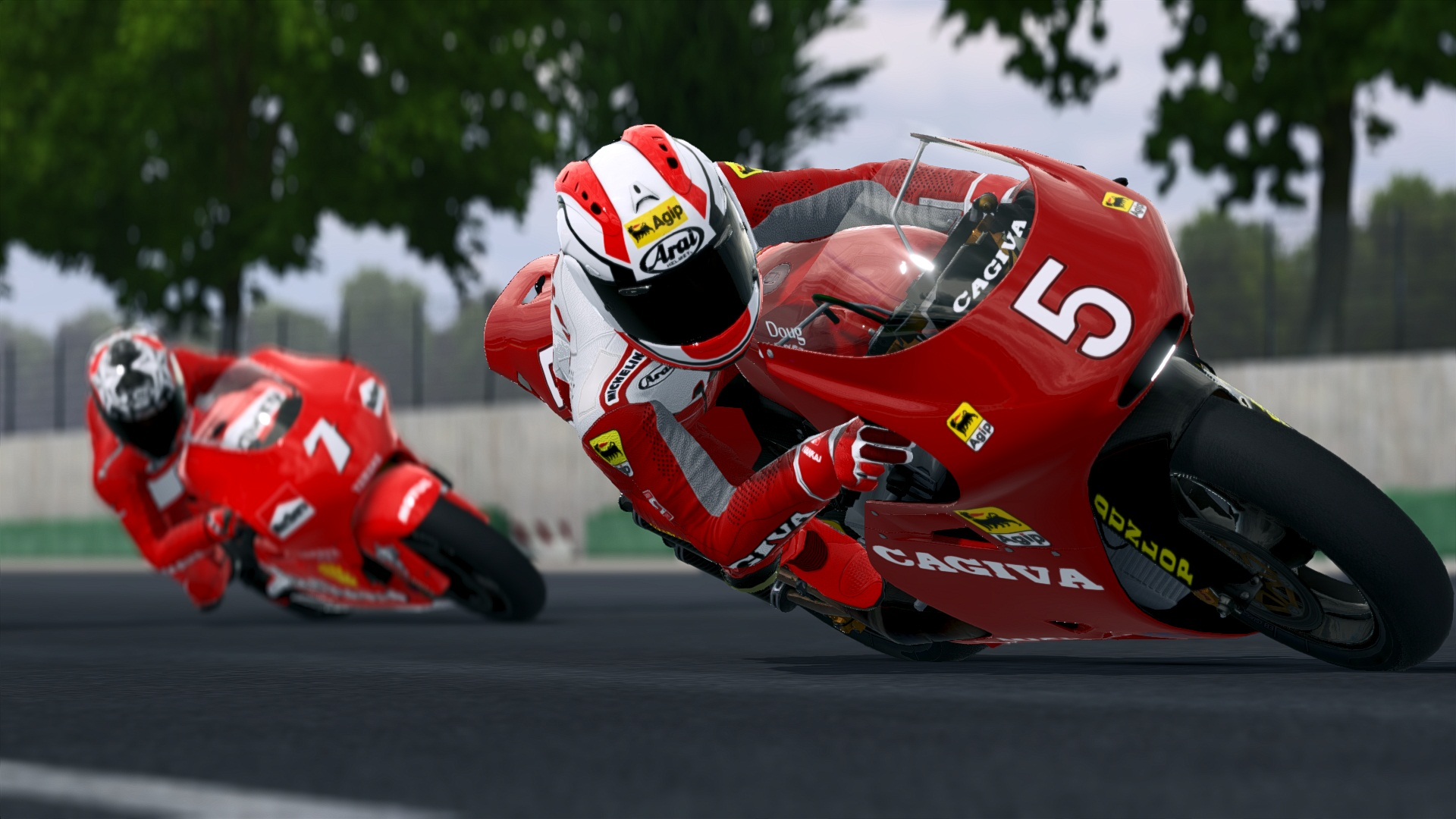 Cagiva C953 HD Livery | RaceDepartment