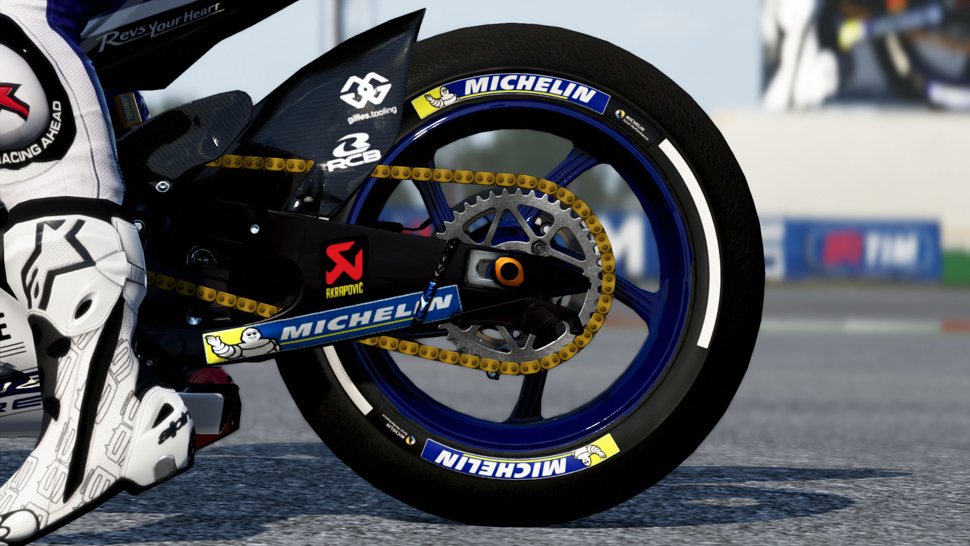 ZB's 2016 Michelin Tyres | RaceDepartment - Latest Formula 1, Motorsport, and Sim Racing News