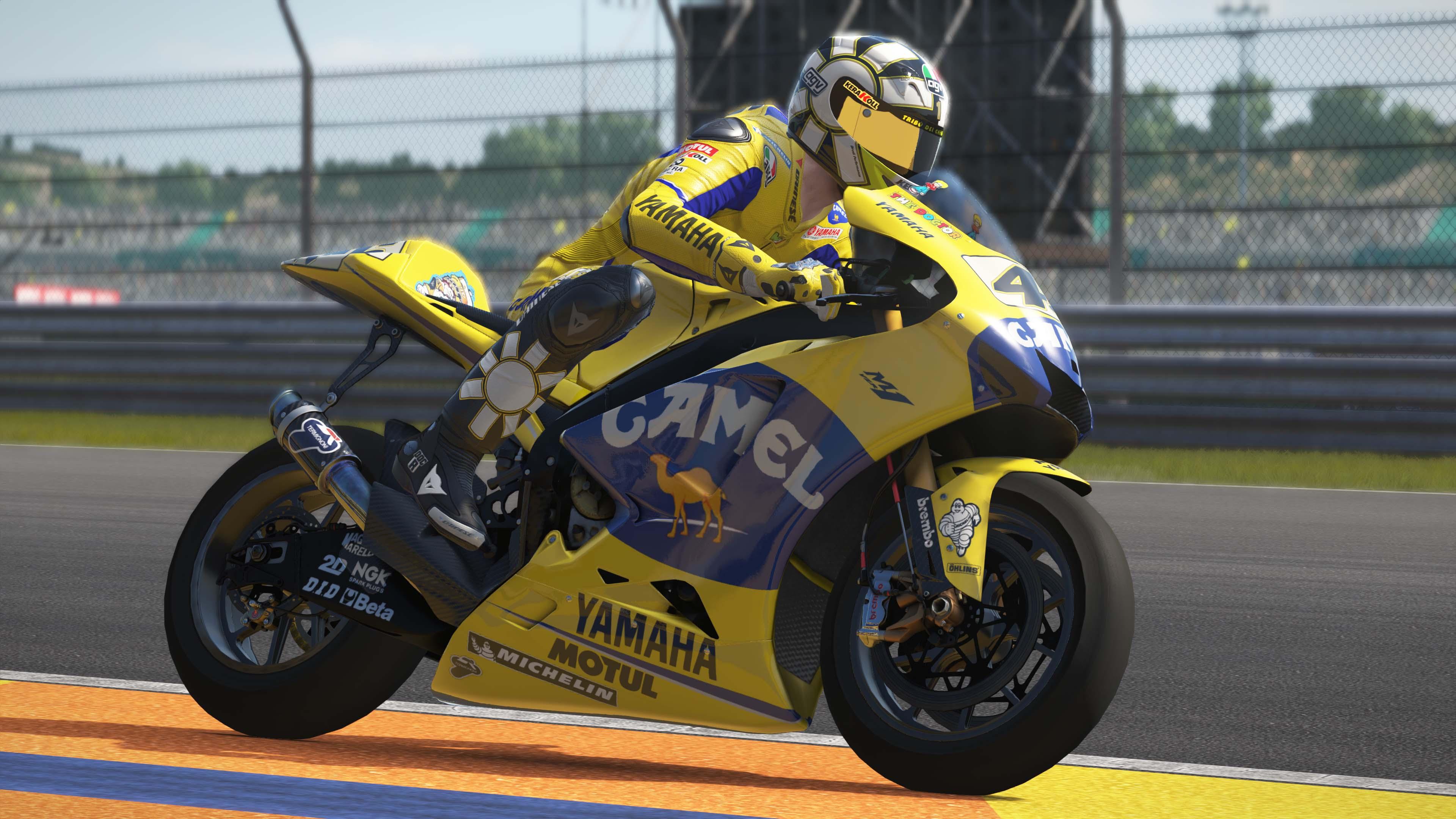 Valentino Rossi 2006 (Camel) | RaceDepartment - Latest Formula 1, Motorsport, and Sim Racing News