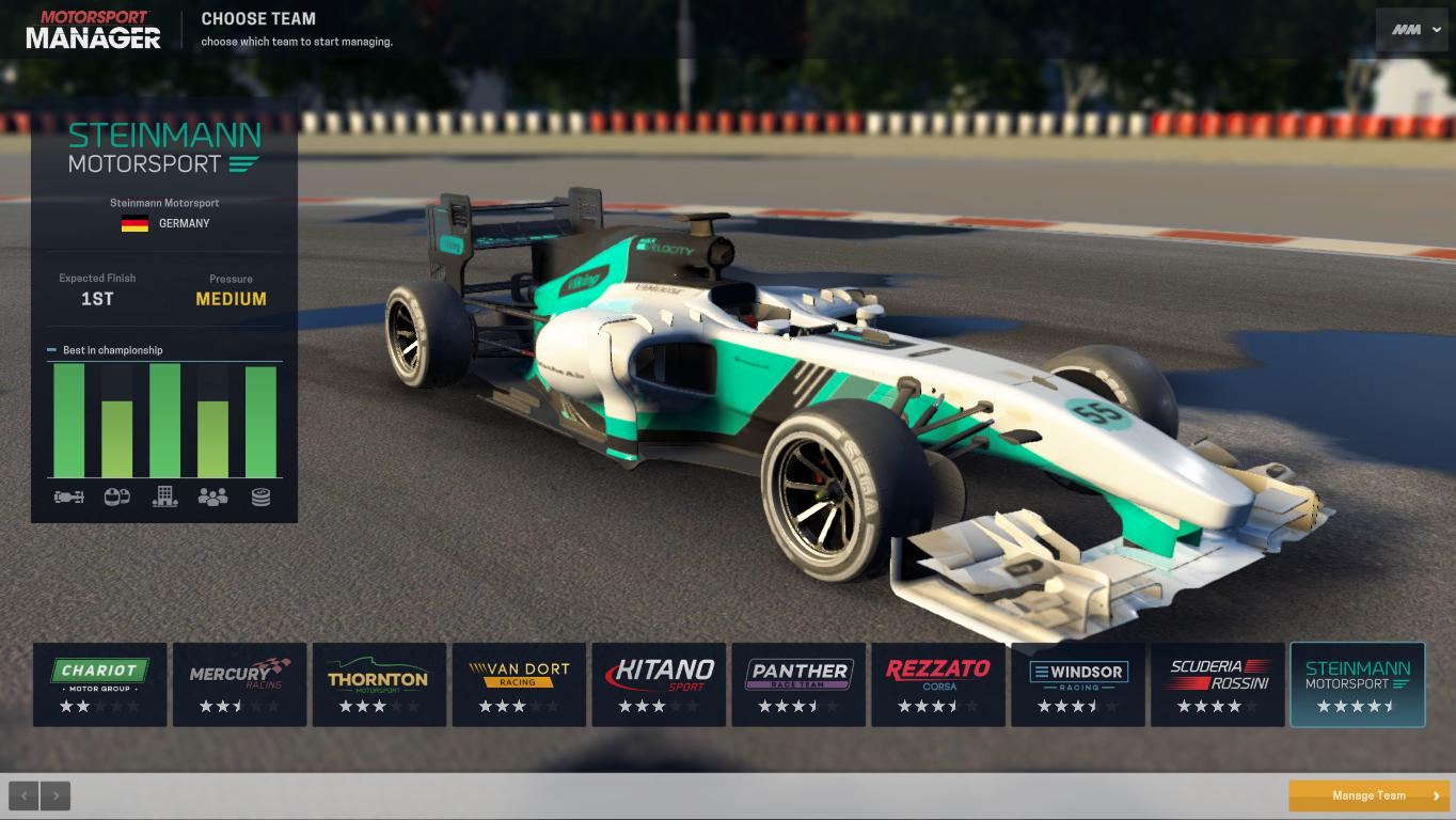 motorsport manager free to play week until march 27th racedepartment. Black Bedroom Furniture Sets. Home Design Ideas