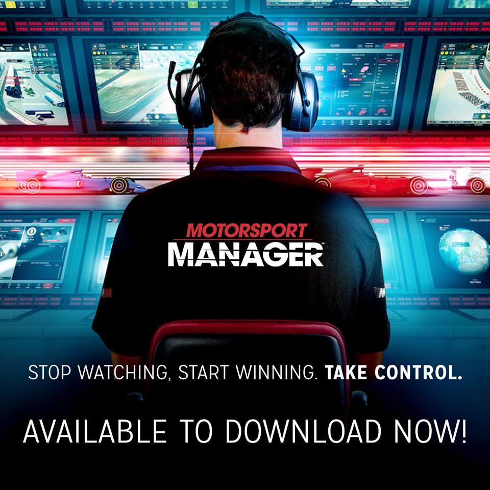 Motorsport Manager Released.jpg