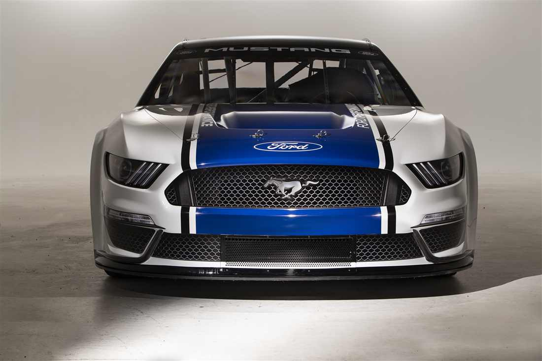 Ford unveil 2019 nascar mustang racedepartment latest formula 1