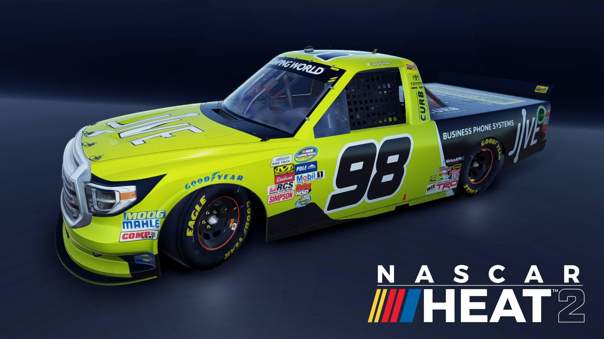 NASCAR Heat 2 Camping World Truck Series 1.jpg
