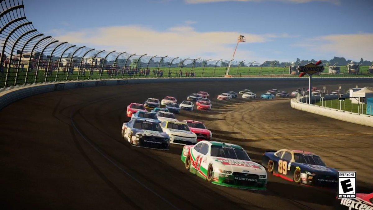 NASCAR Heat 2 Iowa Speedway 3.jpg