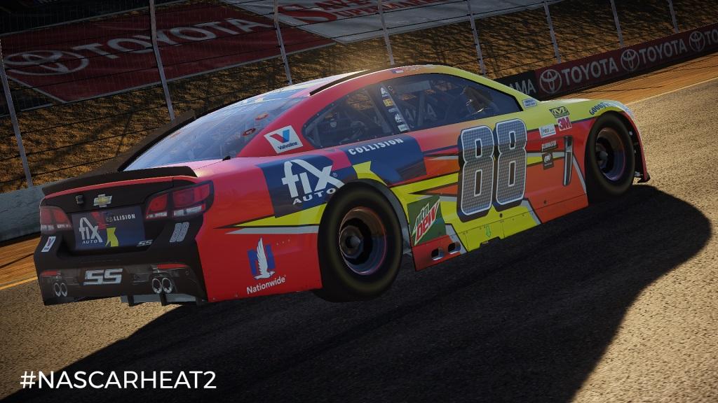 How To Check Antifreeze >> NASCAR Heat 2 November DLC Details Announced | RaceDepartment - Latest Formula 1, Motorsport ...