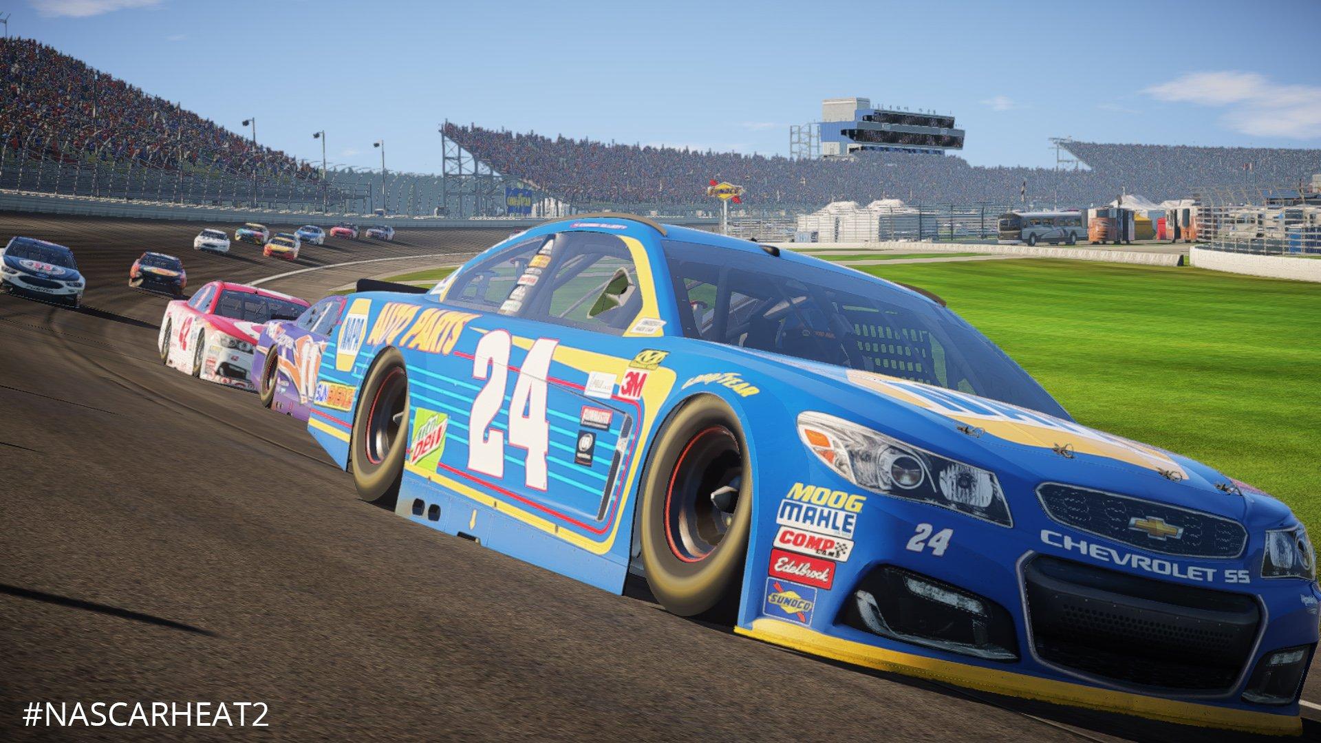NASCAR Heat 2 Rivalries 2.jpg