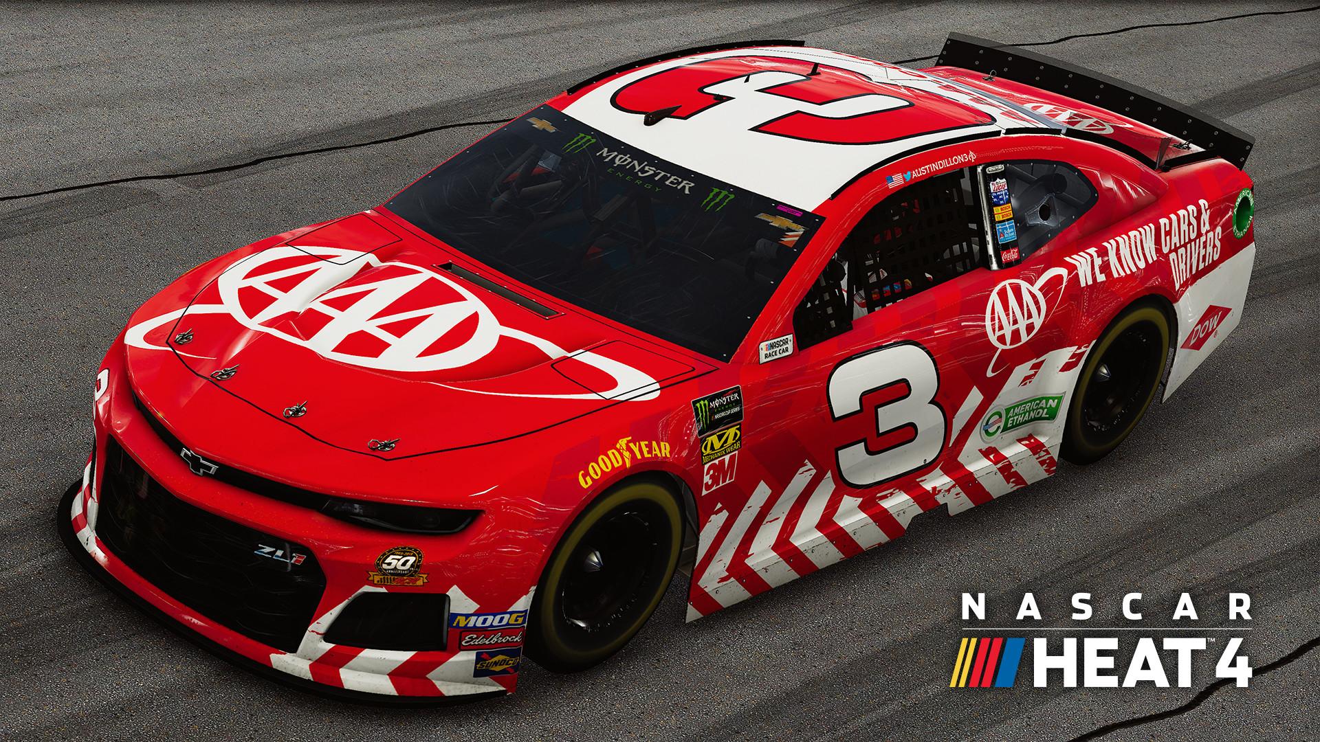 NASCAR Heat 4 November DLC Released 2.jpg