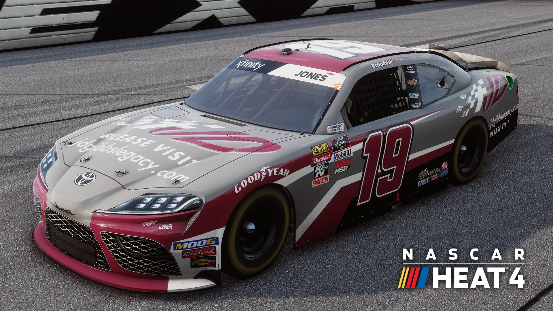 NASCAR Heat 4 November DLC Released 3.jpg