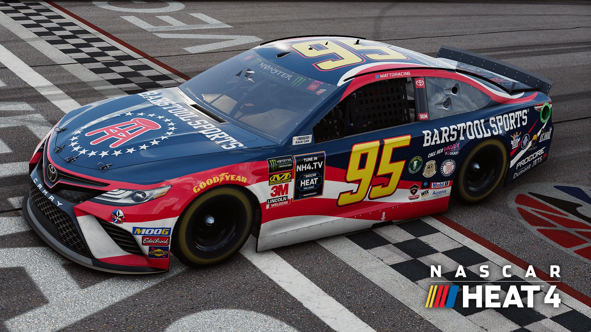 NASCAR Heat 4 November DLC Released 4.jpg