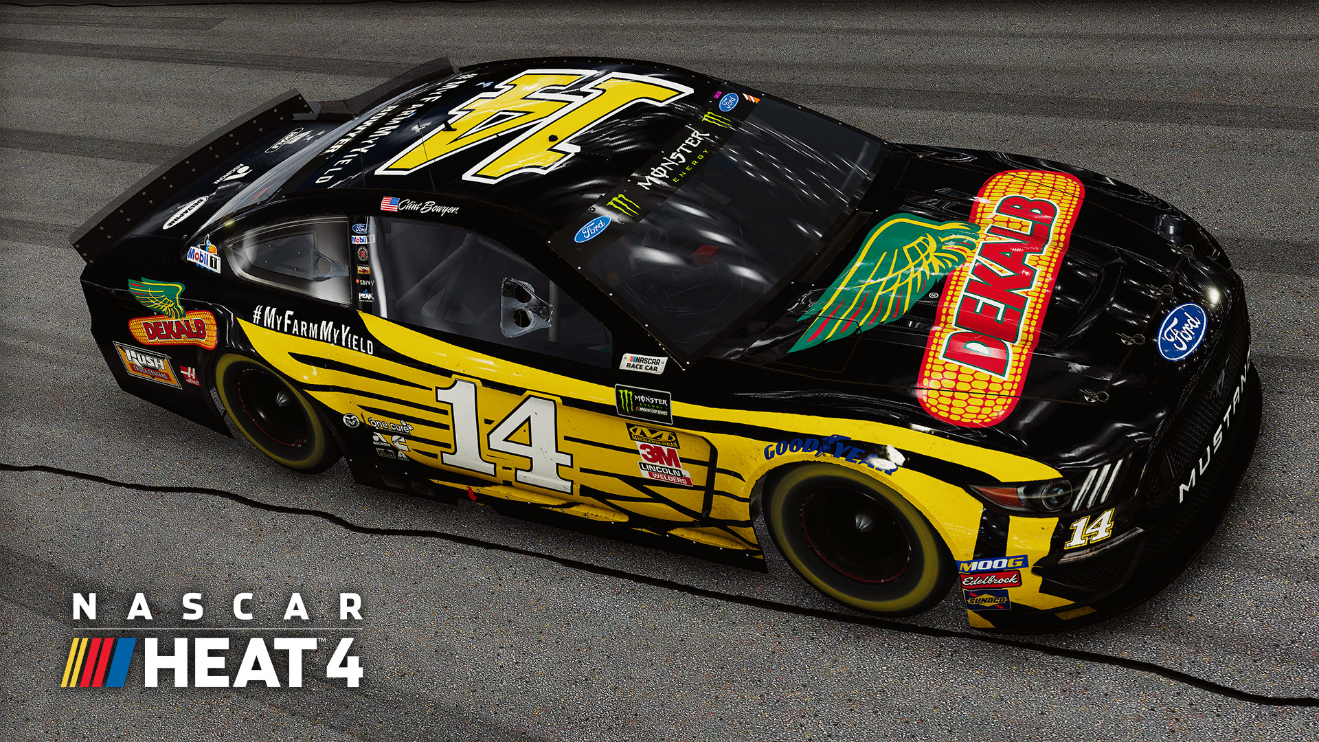 NASCAR Heat 4 November DLC Released 5.jpg