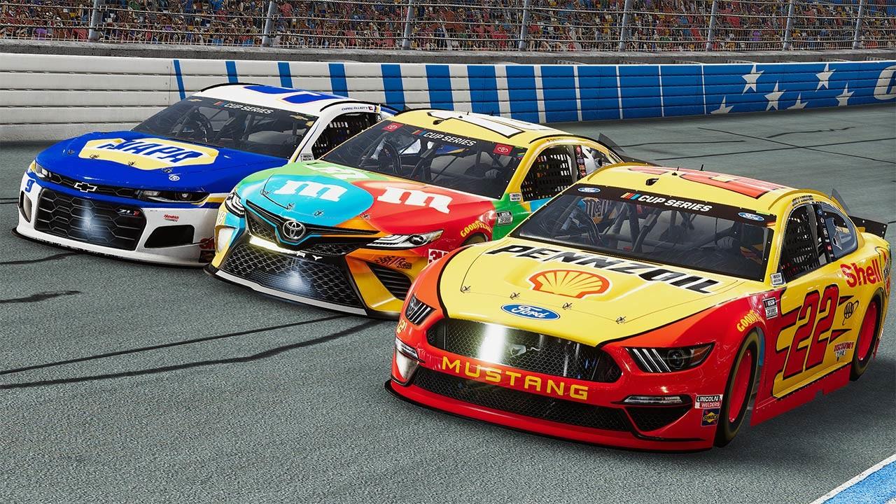 nascar-heat-5-footerr-jpg NASCAR Heat 5   New Launch Trailer Revealed
