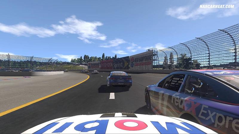 NASCAR Heat Evolution Developer Diary 2: Gameplay | RaceDepartment